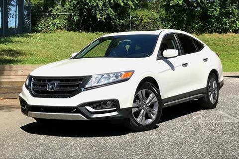 2014 Honda Crosstour for sale in Sykesville, MD