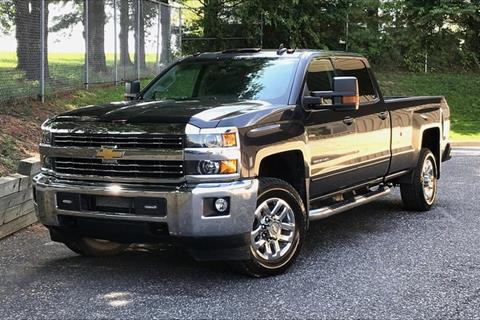 2016 Chevrolet Silverado 3500HD for sale in Sykesville, MD