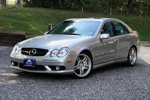 2005 Mercedes-Benz C-Class for sale in Sykesville, MD