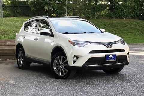 2016 Toyota RAV4 Hybrid for sale in Sykesville, MD