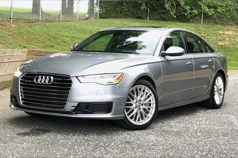2016 Audi A6 for sale in Sykesville, MD
