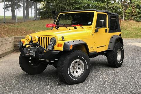2004 Jeep Wrangler for sale in Sykesville, MD