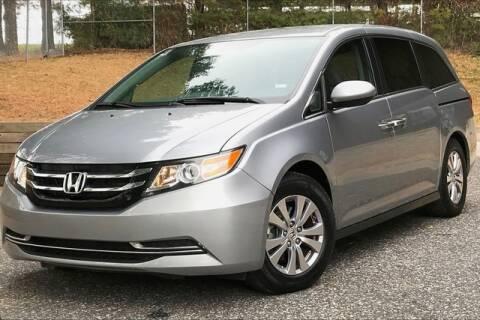 Minivans For Sale >> 2016 Honda Odyssey For Sale In Sykesville Md