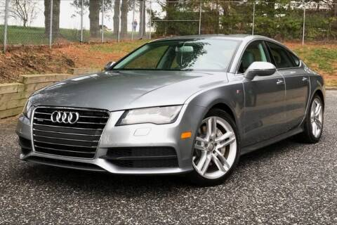 2013 Audi A7 3.0T quattro Prestige for sale at TRUST AUTO in Sykesville MD