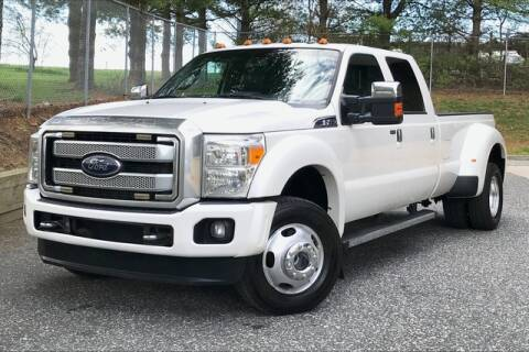 2014 Ford F-450 Super Duty for sale at TRUST AUTO in Sykesville MD