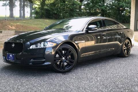 2013 Jaguar XJL for sale at TRUST AUTO in Sykesville MD