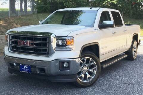 2014 GMC Sierra 1500 for sale at TRUST AUTO in Sykesville MD