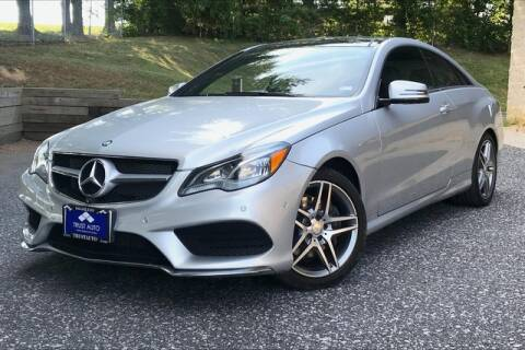 2015 Mercedes-Benz E-Class for sale at TRUST AUTO in Sykesville MD