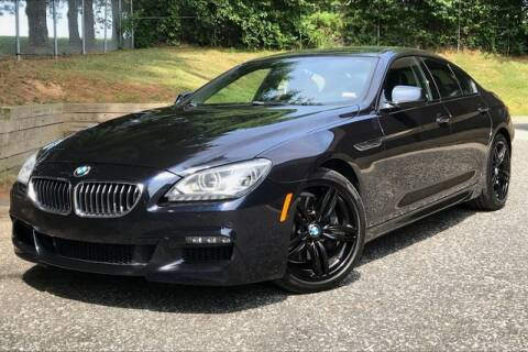 2015 BMW 6 Series for sale at TRUST AUTO in Sykesville MD