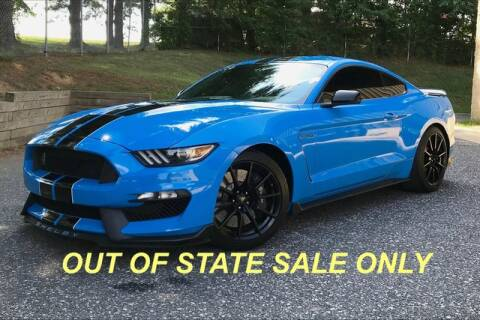 2017 Ford Mustang for sale at TRUST AUTO in Sykesville MD