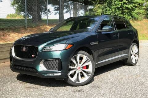 2018 Jaguar F-PACE for sale at TRUST AUTO in Sykesville MD