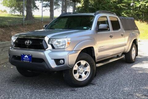 2014 Toyota Tacoma for sale at TRUST AUTO in Sykesville MD