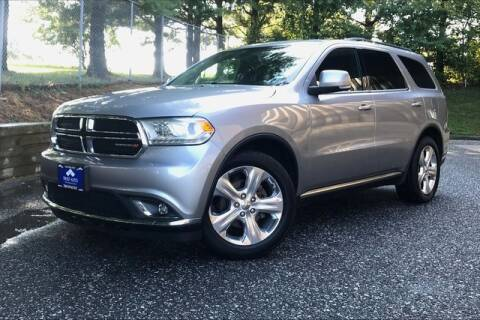 2014 Dodge Durango for sale at TRUST AUTO in Sykesville MD