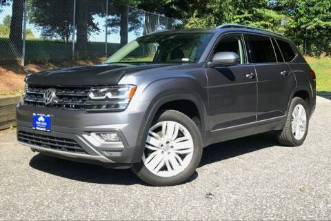 2018 Volkswagen Atlas for sale at TRUST AUTO in Sykesville MD
