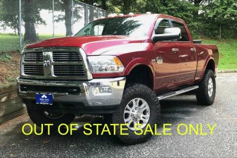 2012 RAM Ram Pickup 2500 for sale at TRUST AUTO in Sykesville MD