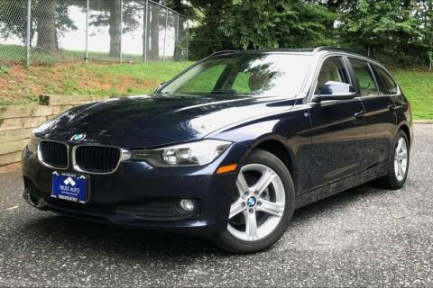 2015 BMW 3 Series for sale at TRUST AUTO in Sykesville MD