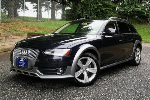 2015 Audi Allroad for sale at TRUST AUTO in Sykesville MD