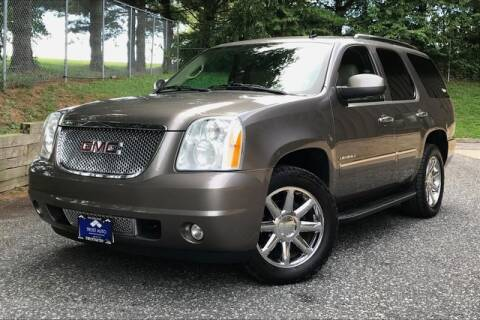 2012 GMC Yukon for sale at TRUST AUTO in Sykesville MD