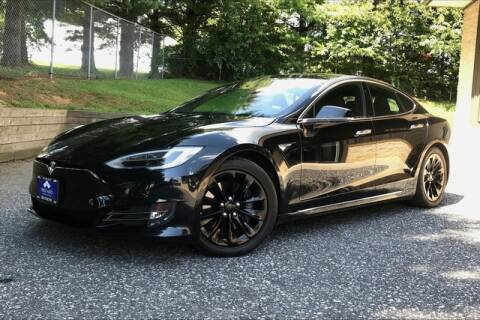 2017 Tesla Model S for sale at TRUST AUTO in Sykesville MD