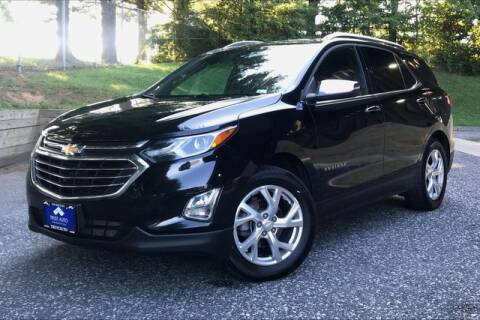 2018 Chevrolet Equinox for sale at TRUST AUTO in Sykesville MD