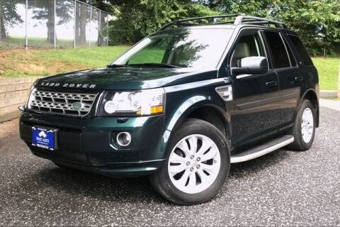 2014 Land Rover LR2 for sale at TRUST AUTO in Sykesville MD