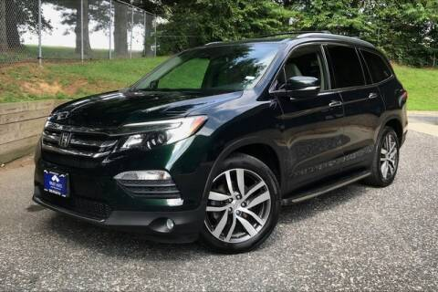 2016 Honda Pilot for sale at TRUST AUTO in Sykesville MD