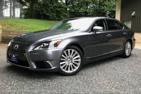 2014 Lexus LS 460 for sale at TRUST AUTO in Sykesville MD