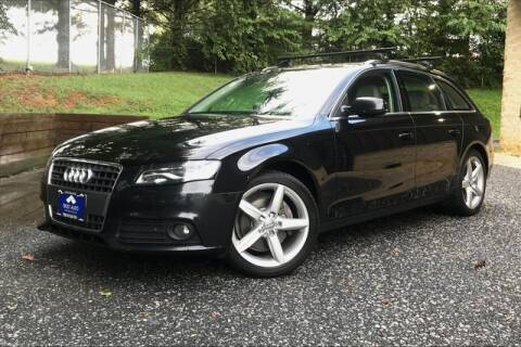 2011 Audi A4 for sale at TRUST AUTO in Sykesville MD