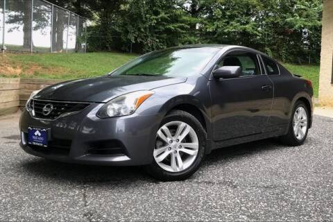 2013 Nissan Altima for sale at TRUST AUTO in Sykesville MD