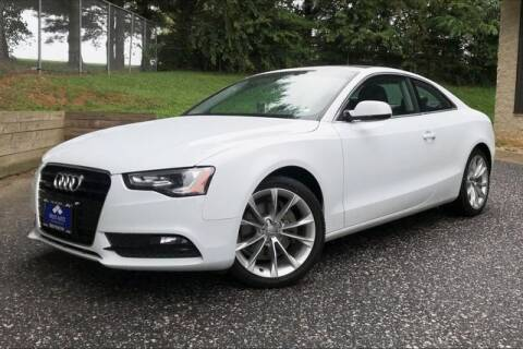 2013 Audi A5 for sale at TRUST AUTO in Sykesville MD