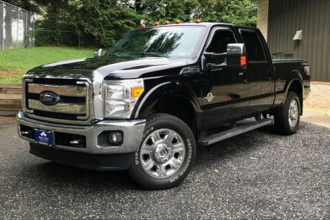 2016 Ford F-350 Super Duty for sale at TRUST AUTO in Sykesville MD