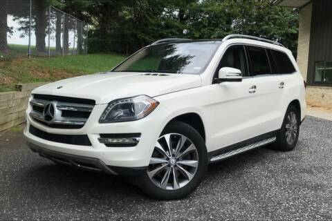 2014 Mercedes-Benz GL-Class for sale at TRUST AUTO in Sykesville MD