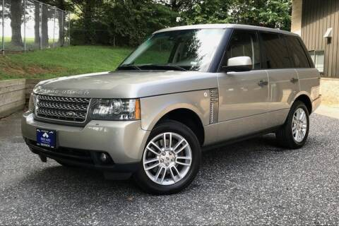 2010 Land Rover Range Rover for sale at TRUST AUTO in Sykesville MD