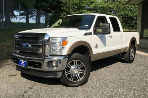 2011 Ford F-250 Super Duty for sale at TRUST AUTO in Sykesville MD