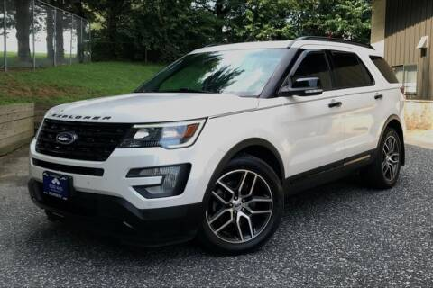 2016 Ford Explorer for sale at TRUST AUTO in Sykesville MD