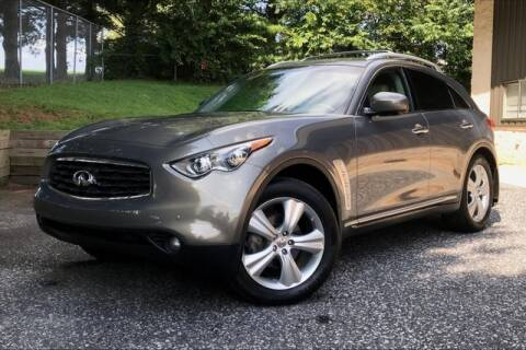 2011 Infiniti FX35 for sale at TRUST AUTO in Sykesville MD