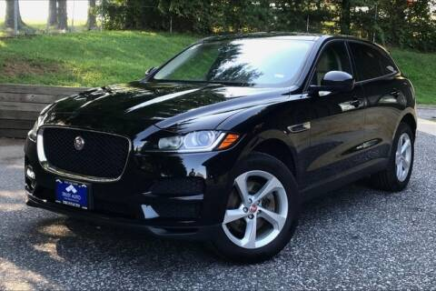 2017 Jaguar F-PACE for sale at TRUST AUTO in Sykesville MD