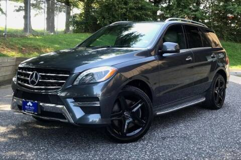 2013 Mercedes-Benz M-Class for sale at TRUST AUTO in Sykesville MD