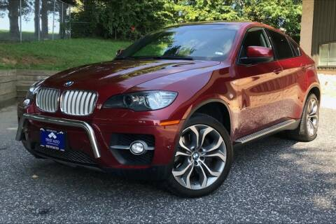 2011 BMW X6 for sale at TRUST AUTO in Sykesville MD