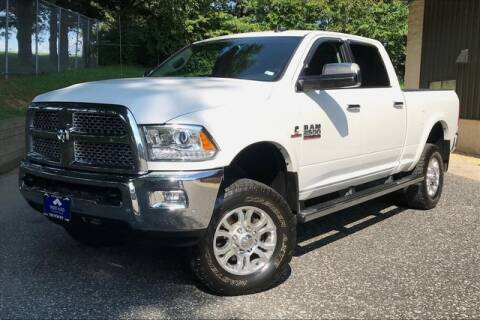 2017 RAM Ram Pickup 2500 for sale at TRUST AUTO in Sykesville MD