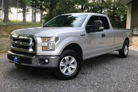 2016 Ford F-150 for sale at TRUST AUTO in Sykesville MD
