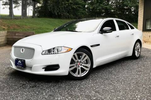 2014 Jaguar XJL for sale at TRUST AUTO in Sykesville MD