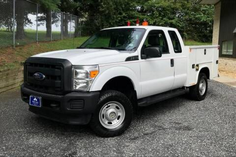 2012 Ford F-250 Super Duty for sale at TRUST AUTO in Sykesville MD