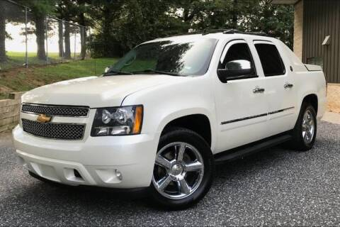 2013 Chevrolet Avalanche for sale at TRUST AUTO in Sykesville MD