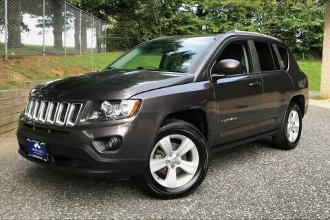 2016 Jeep Compass for sale at TRUST AUTO in Sykesville MD