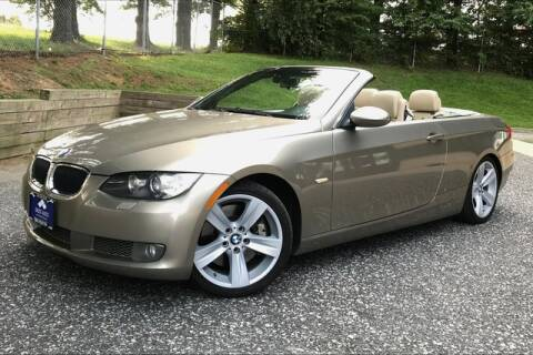 2007 BMW 3 Series for sale at TRUST AUTO in Sykesville MD
