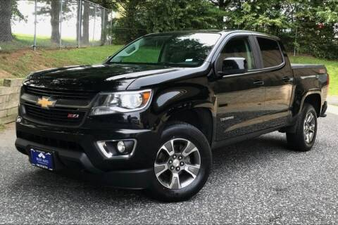 2017 Chevrolet Colorado for sale at TRUST AUTO in Sykesville MD