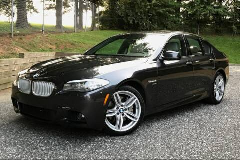 2011 BMW 5 Series for sale at TRUST AUTO in Sykesville MD