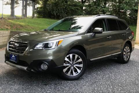 2017 Subaru Outback for sale at TRUST AUTO in Sykesville MD