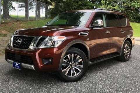 2018 Nissan Armada for sale at TRUST AUTO in Sykesville MD